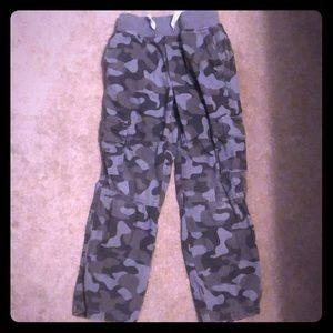 Gymboree boys cargo pants